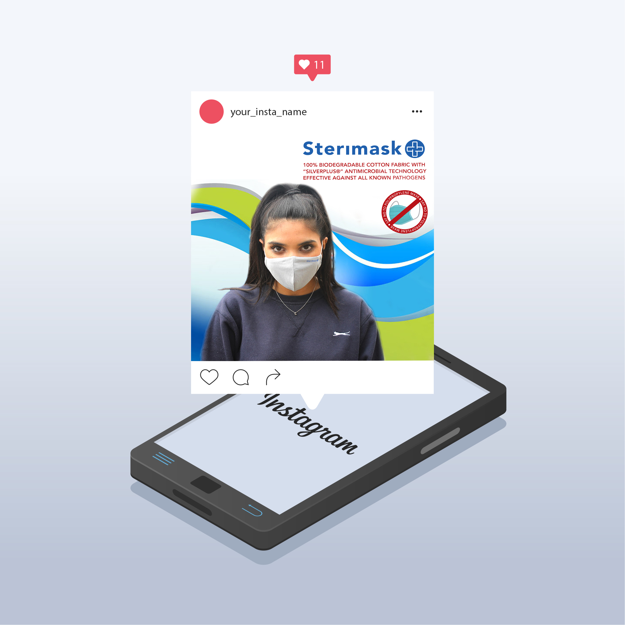 Sterimask
